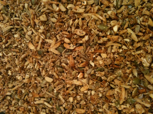 Wheat Belly Recipe - Homemade Granola