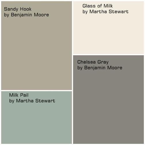 Exterior Paint Colors Grey