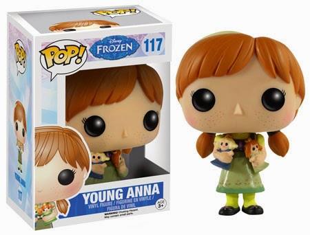 Funko Pop! Young Anna