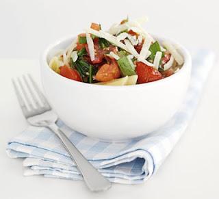 Squished Tomato Pasta Sauce Recipe