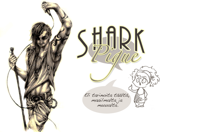 Shark Pique