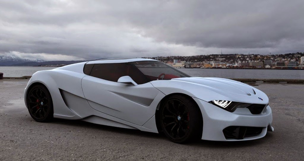 BMW M9 2016