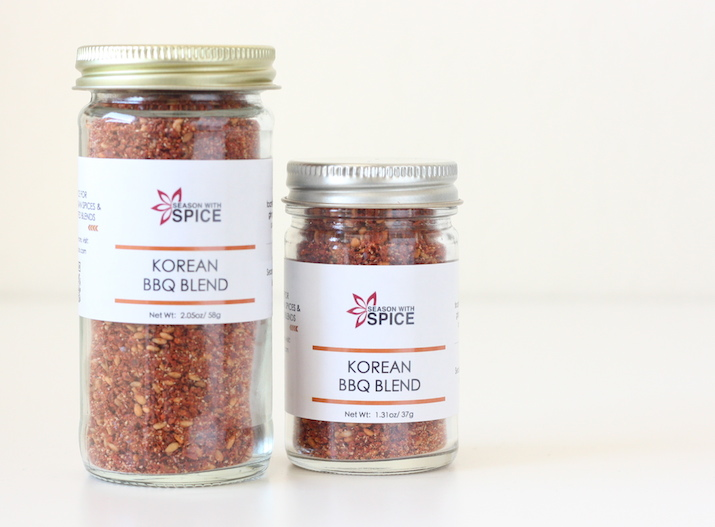 Korean BBQ Blend available at SeasonWithSpice.com