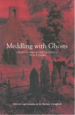 Meddling with Ghosts. 2001, copertina