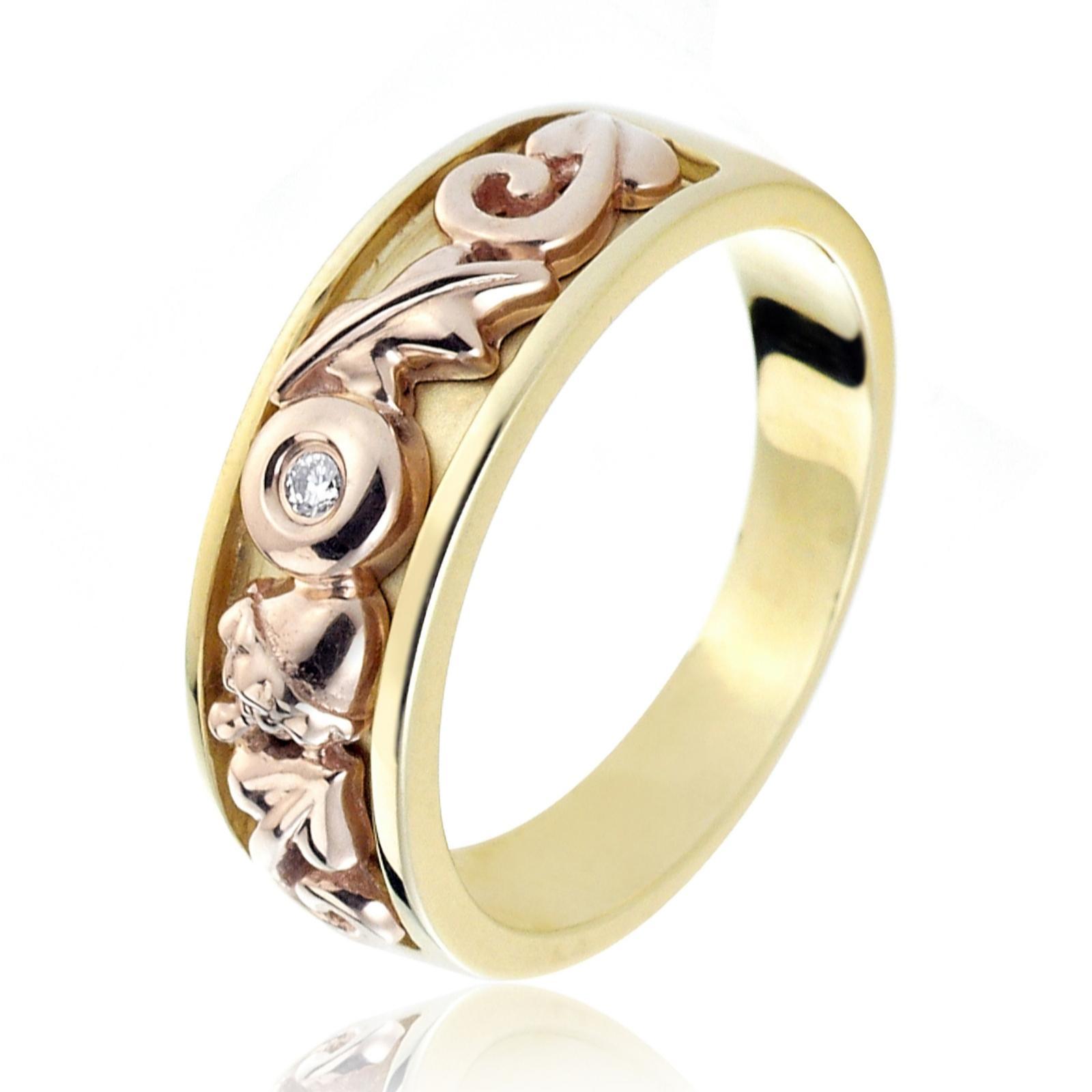 frumpy to funky Clogau Gold on QVC create Royal Celebration Ring