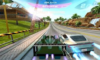 Tải game đua xe Asphalt 6 Adrenaline cho điện thoại Android