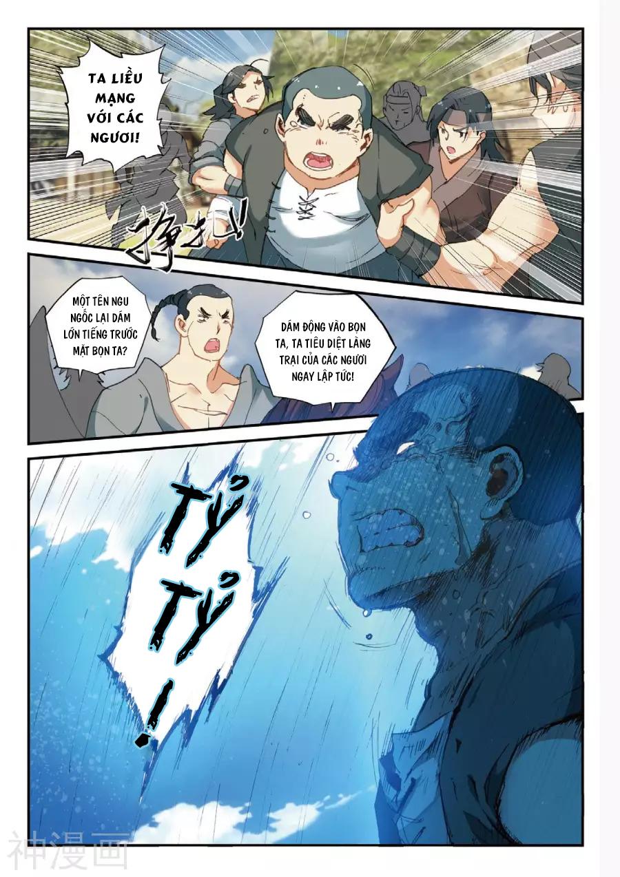Già Thiên - Chap 66