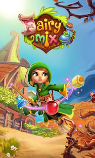 Screenshots of the Fairy mix for Android tablet, phone.