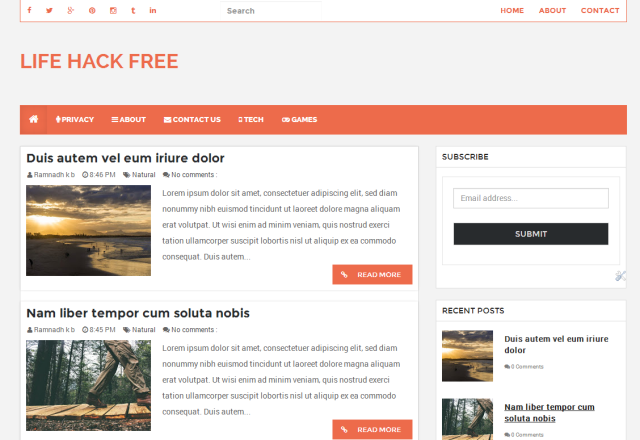 design your own blogger template free - victoryman
