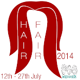 Hair Fair 2014  12th-27th july