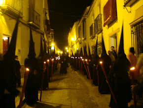 PROCESIÓN SEMANA SANTA CALLE AMANTE LAFFON