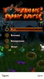 Zombie Rabbit hunter s60 v5