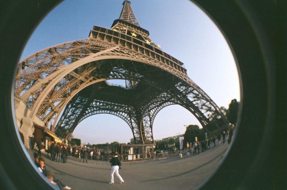 Tour Eiffel.-