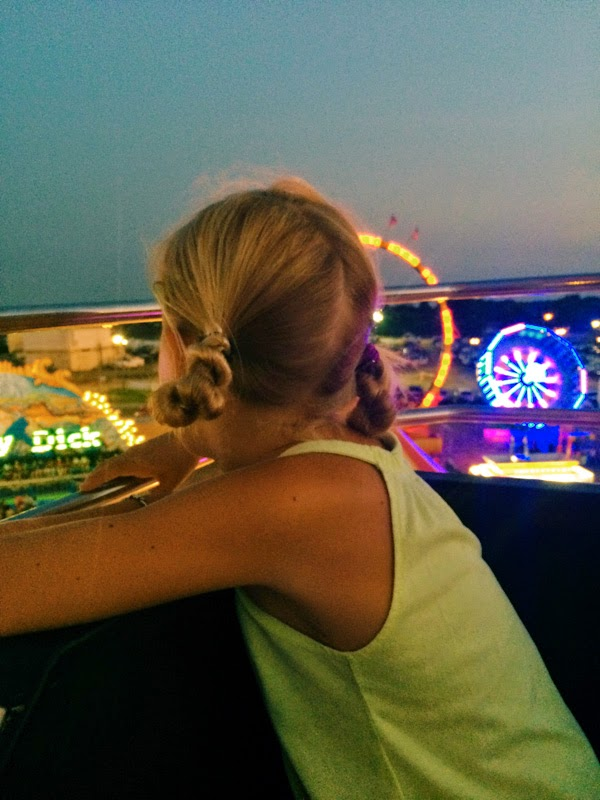 Spinning Night Light Kids Room
