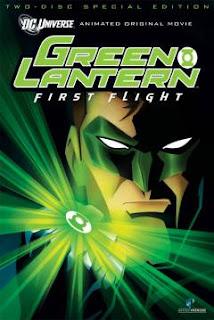 Linterna Verde: Primer Vuelo (2009) Online
