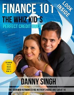 WHIZ KID FINANCE BOOKS