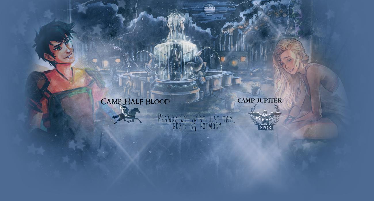 Obóz Herosów - Prawdziwy świat jest tam, gdzie są potwory
