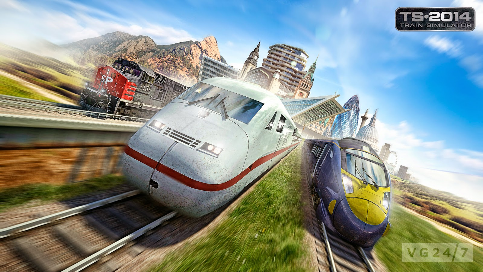 Train simulator 2014 indir