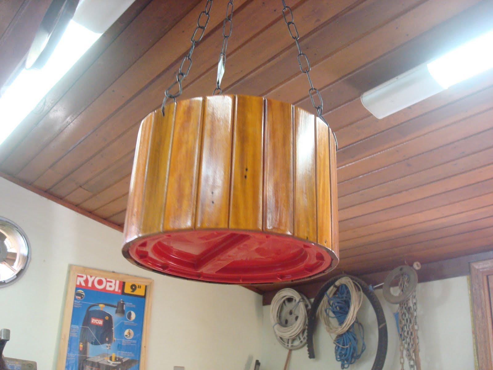 do Zero: Vaso (cachepo) para pendurar feito em madeira peroba rosa #9E692D 1600x1200