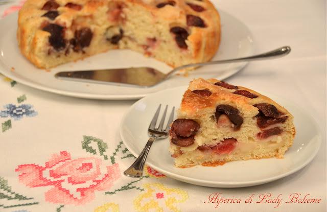 hiperica_lady_boheme_blog_di_cucina_ricette_gustose_facili_veloci_torta_di_ciliegie_2