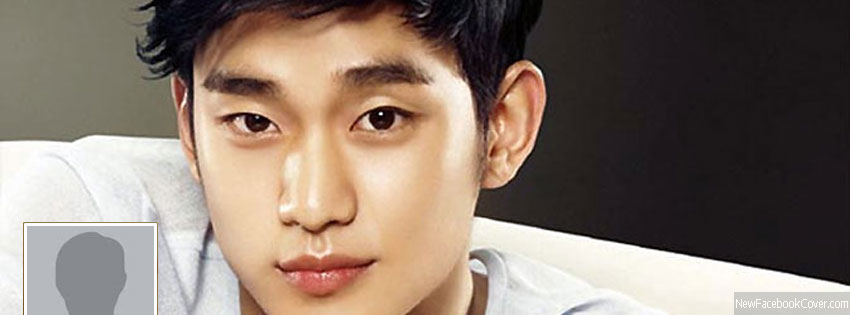 kim soo hyun facebook cover photo cover
