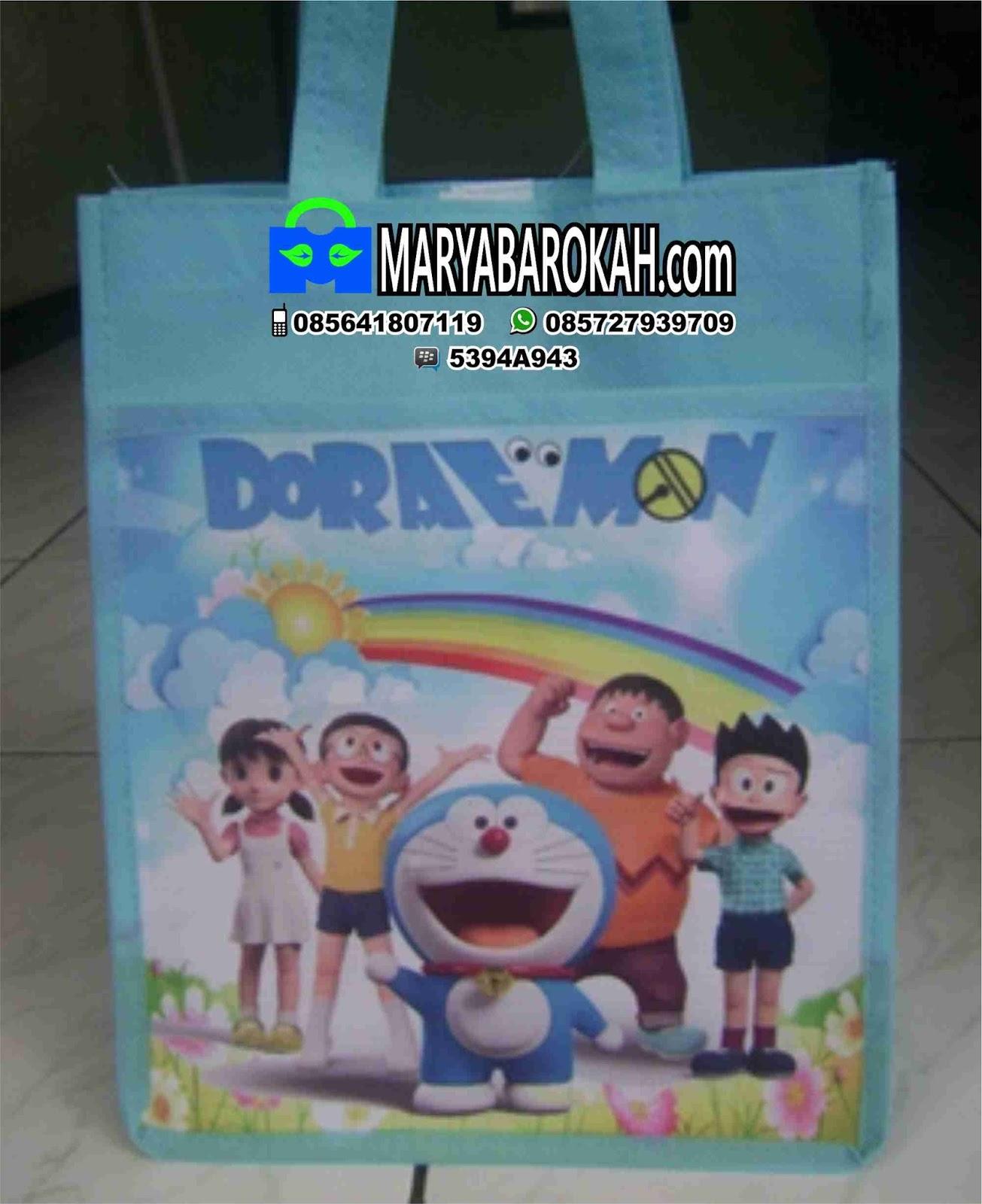 Marya Store Produsen Tas Ultah Anak Undangan Murah Doraemon