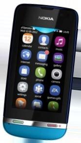 Harga Nokia Asha 311 dan Spesifikasi