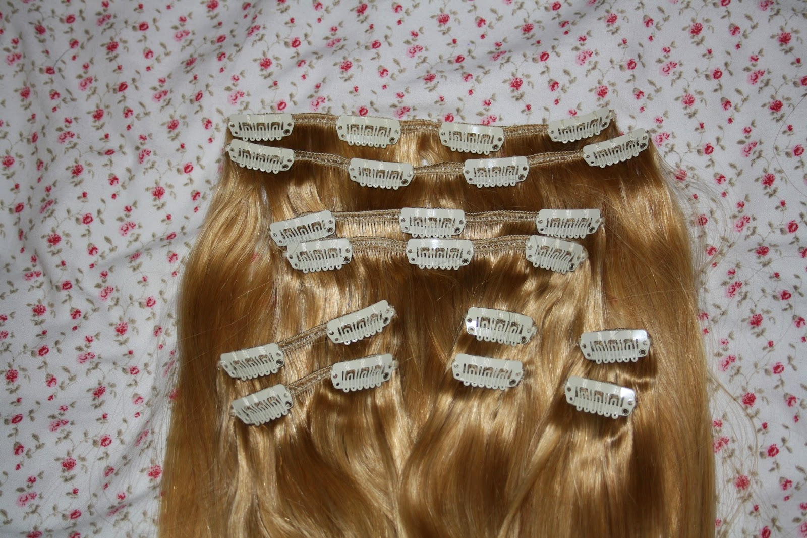 These Hair Extensions Are 20inches Weigh 165 Grams And Cost 76 The Price Seems Average As Lush Do A Similar Set At 6999 For 150 Of