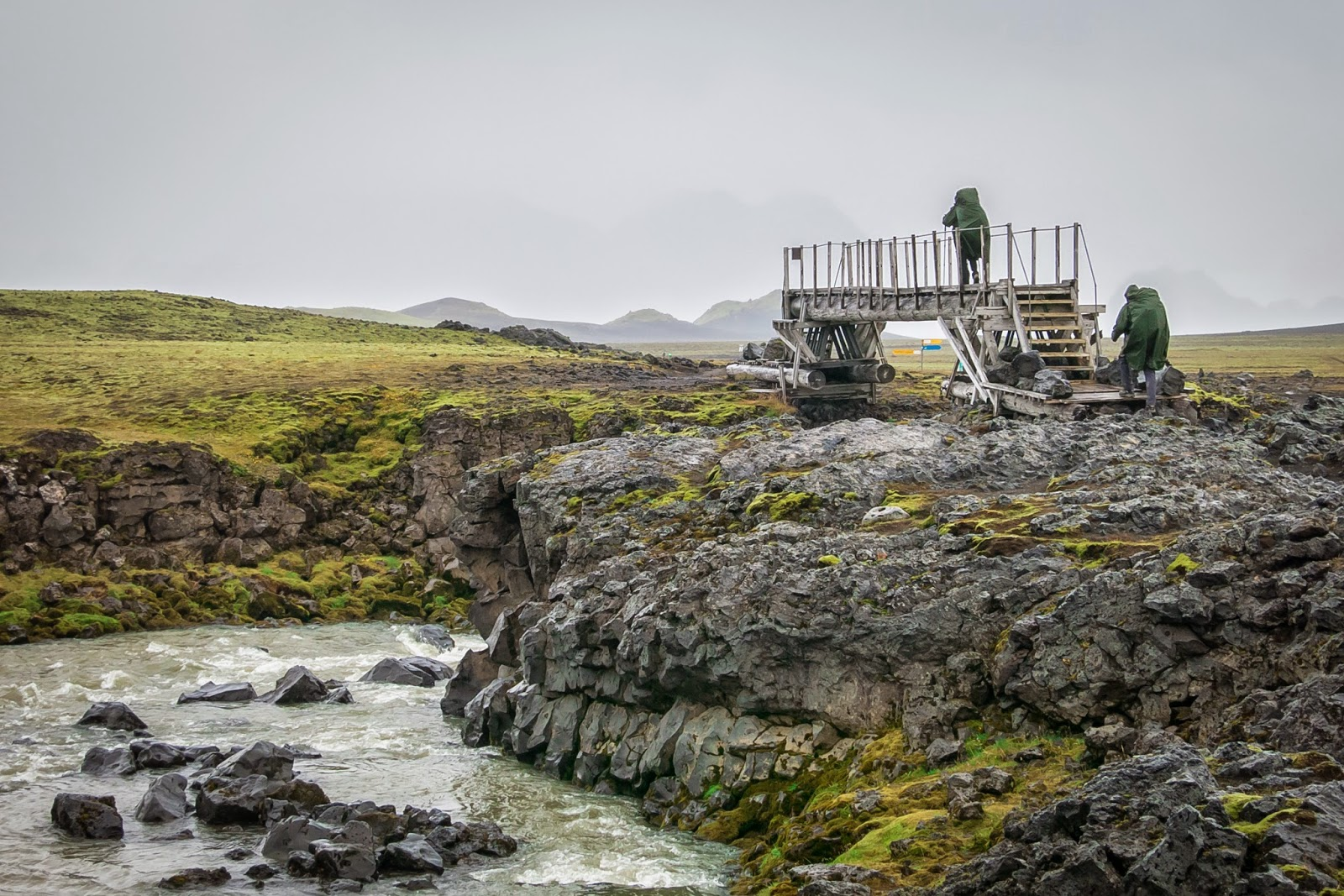 Ruta Islandia Alftavatn - Emstrur