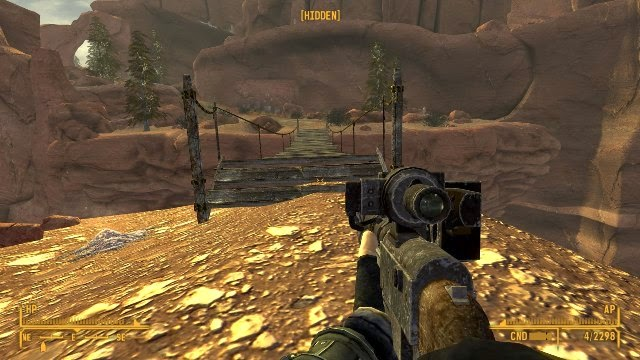 Fallout New Vegas PC Games Screenshots