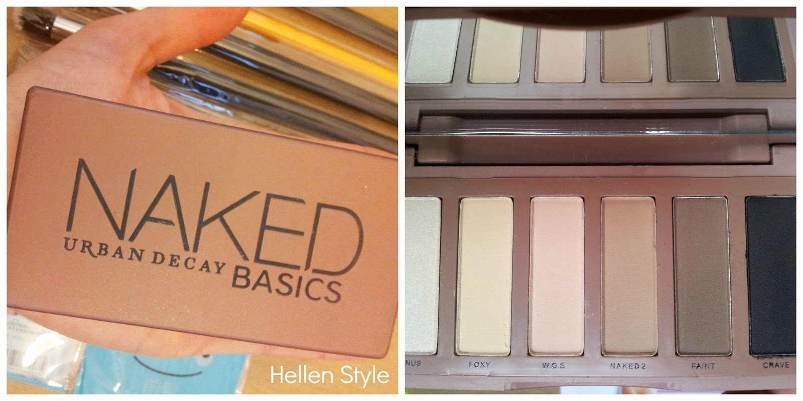 Imitación Naked Basics de Buyincoins