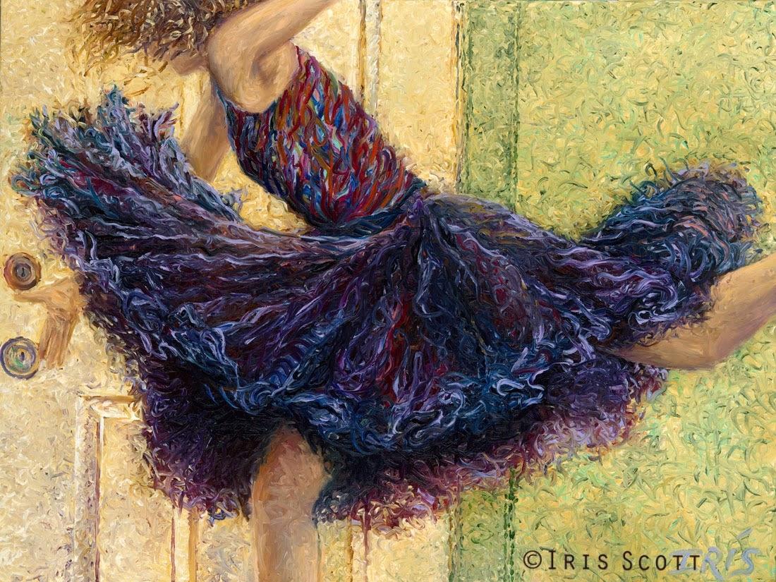 06-Smudges-of-Velvet-and-Violet-Iris-Scott-Finger-Painting-Fine-Art-www-designstack-co