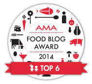 AMA Food Blog Award 2014