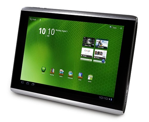 Tablet Acer Iconia A500