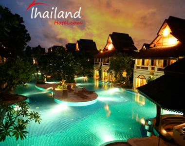 Thailand Hotel Pool