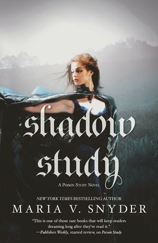 Shadow Study cover