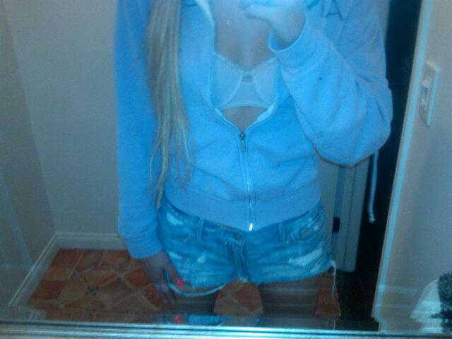 Amanda Bynes in Bikini Tops