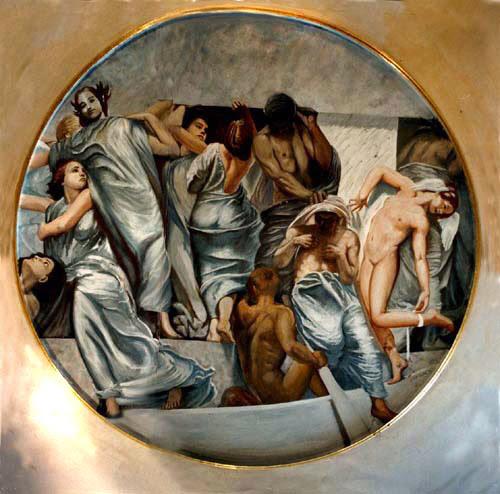 Giulio aristide sartorio  ( fresco )