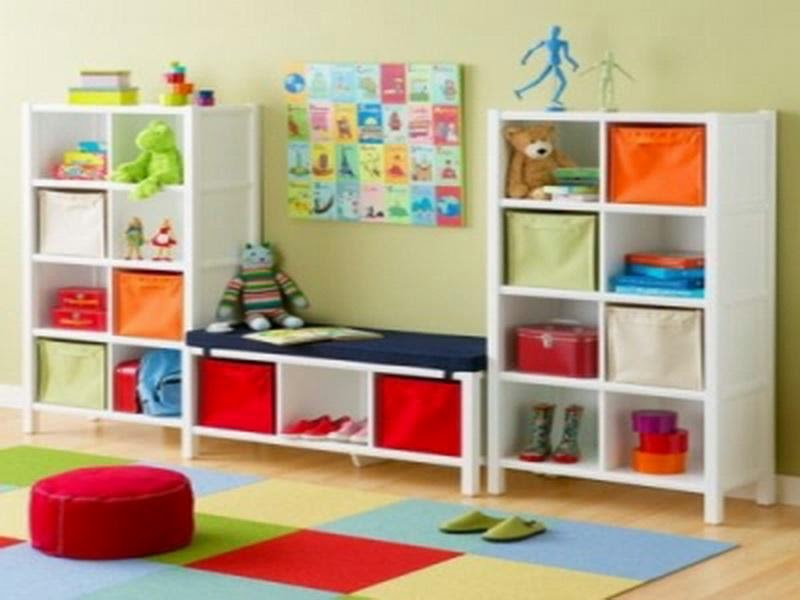 Decluttering Your Playroom