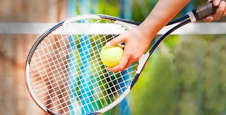 Nível de prática pode determinar tipo de raquete no Tenis