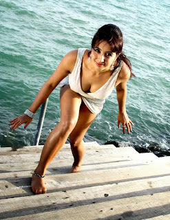 Sanjana Hot in Jagan Nirdoshi telugu movie