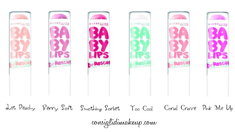 Preview: BabyLips Dr Rescue - Maybelline