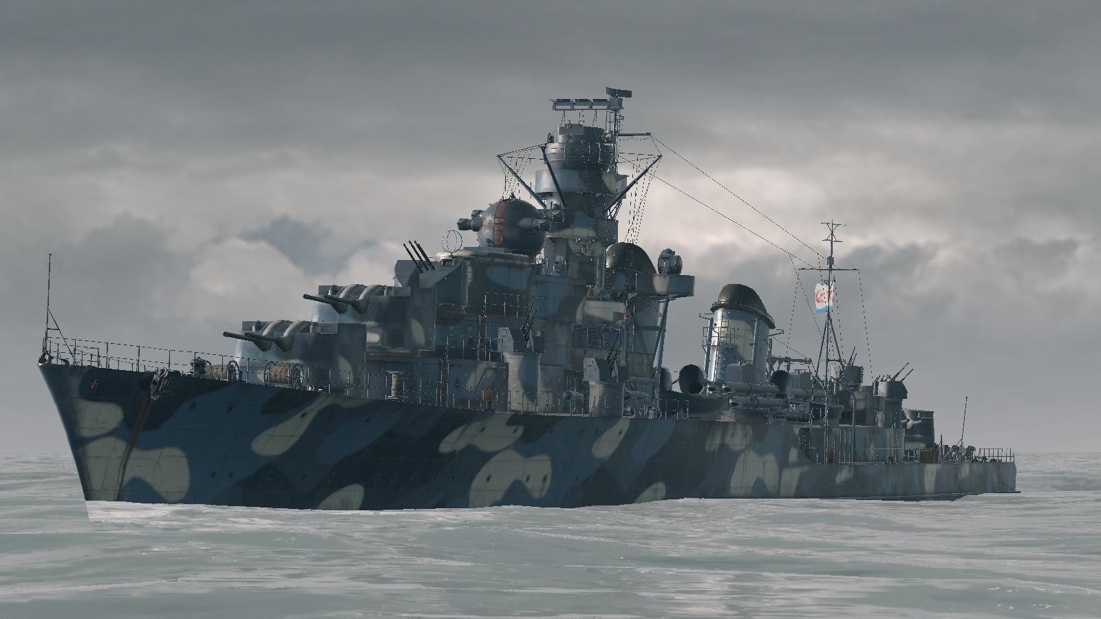 Highlander The Raven World of Warships: Uda...