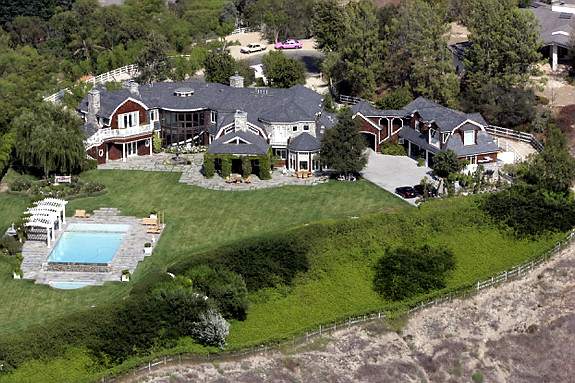 Homes Of Hollywood Celebrities Madonna Hollywood