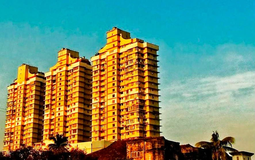 Magnificient but coveted Grand Paradi Towers