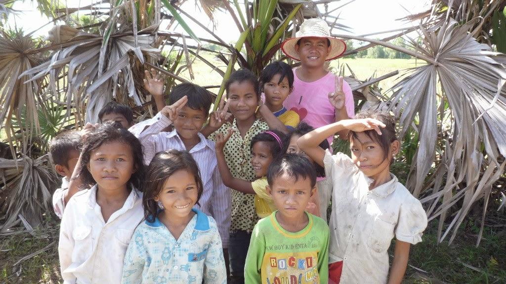 カンボジアからサムナンが来るよ!