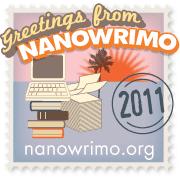 Welcome to NaNoWriMo 2011