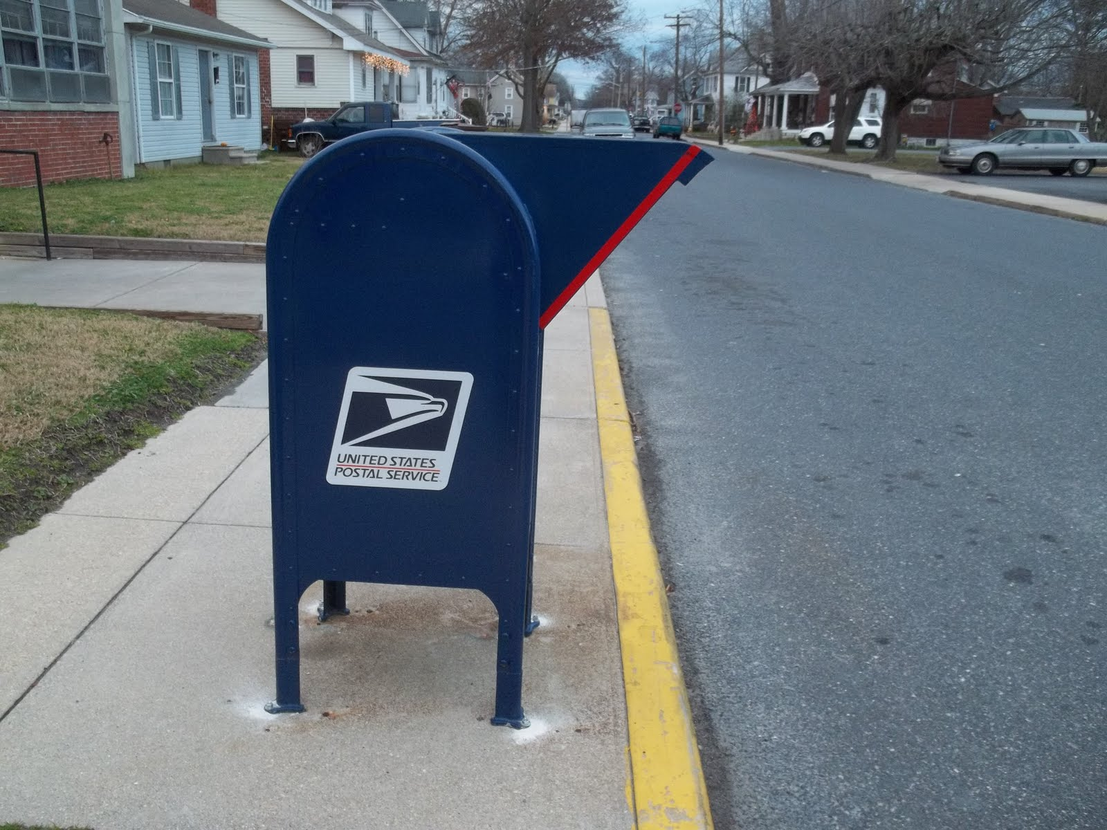 how to find a post office drop box
