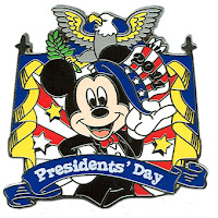 Mickey Mouse President's Day