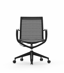 iDesk Curva Mesh Chair